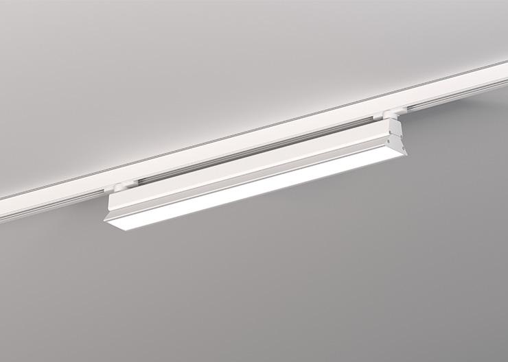 Linear 80 - White - Opal
